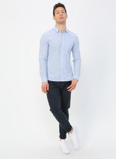 Loft Gömlek Mavi